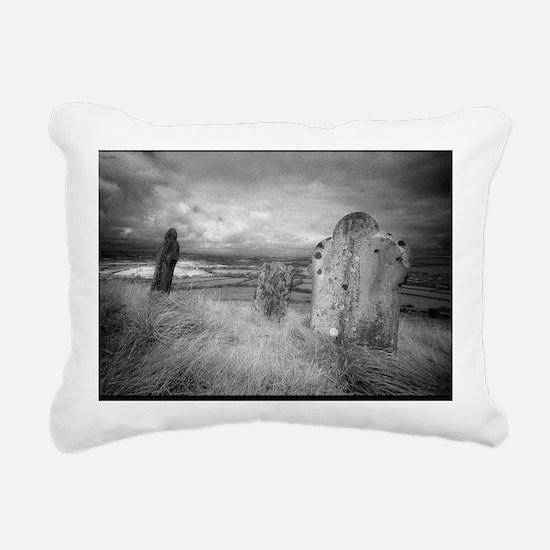 gravehill_miniposter_12x Rectangular Canvas Pillow