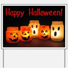 halloween_candles_miniposter_12x18_fullb Yard Sign