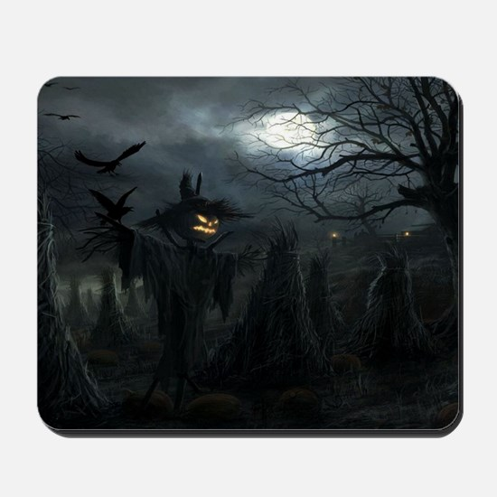 midnightscarecrow_miniposter_12x18_fullb Mousepad