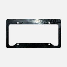 midnightscarecrow_miniposter_ License Plate Holder