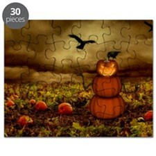 pumpkinpatchcrows_miniposter_12x18_fullblee Puzzle