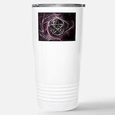 pentagram3_miniposter_12x18_ful Travel Mug