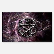 pentagram3_miniposter_12x18_fu Decal