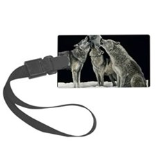 wolfsong_miniposter_12x18_fullbl Luggage Tag