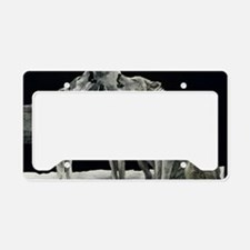 wolfsong_miniposter_12x18_ful License Plate Holder