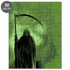 deathgreen_mini poster_12x18-fullbleed Puzzle