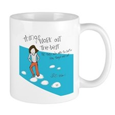 One Step at a Time Mugs