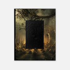 scarecrowgatheringvert_mini poster_1 Picture Frame