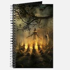 scarecrowgatheringvert_mini poster_12x18-f Journal