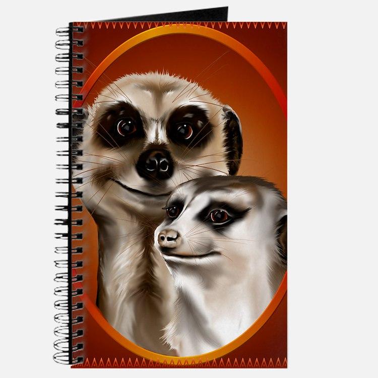 Meerkat PosterP Journal