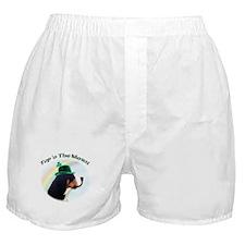 Swissy Morn Boxer Shorts