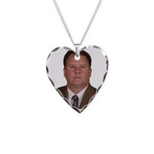 kelly cutout Necklace Heart Charm