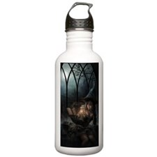 witchpretty_mini poste Water Bottle