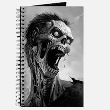 screamingzombievert_mini poster_12x18-full Journal