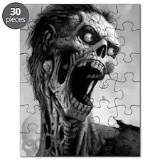 screamingzombievert_mini poster_12x18-fullb Puzzle