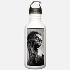 screamingzombievert_mi Water Bottle