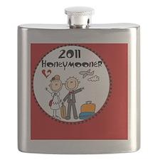stick2011honeymooner Flask