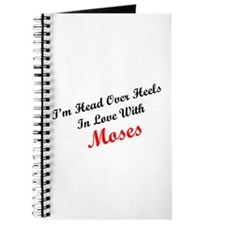 In Love with Moses Journal