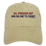 All Stressed Out! Cap