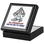 All Stressed Out! Keepsake Box