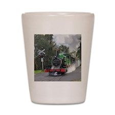 Puffing Billy at Selby Shot Glass