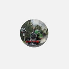 Puffing Billy at Selby Mini Button