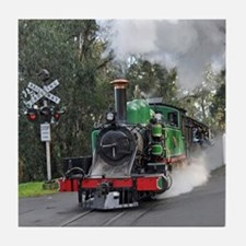 Puffing Billy at Selby Tile Coaster