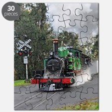 Puffing Billy at Selby Puzzle