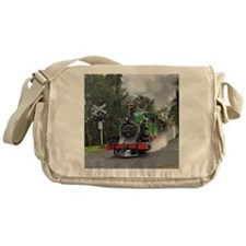 Puffing Billy at Selby Messenger Bag