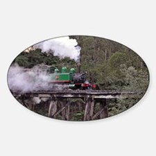 Puffing Billy on the Trestle Bridge Decal