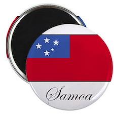 Samoa - Samoan Flag Magnet