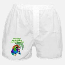 POLLYWANTSANOTHER Boxer Shorts