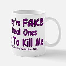 FAKE purple Mug