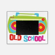 Old School Boom Box Picture Frame
