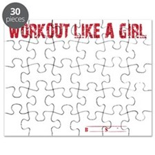 WO-LIKE-A-GIRL-B-10810 Puzzle
