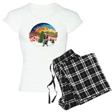 XMusic2-Spinone (R) Pajamas