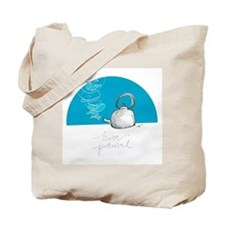 The Time Will Come Tote Bag