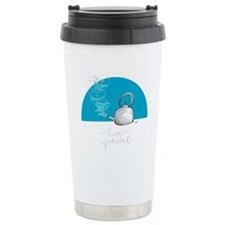The Time Will Come Travel Mug