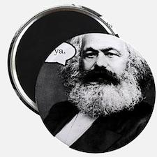2-Karl Marx Magnet