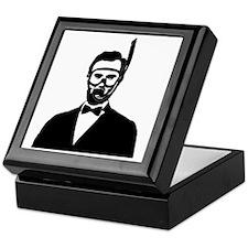 Scuba Abe Keepsake Box