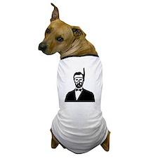 Scuba Abe Dog T-Shirt