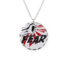 Rally-fear smash-1 Necklace