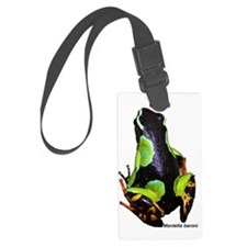 symmetrical baroni Luggage Tag