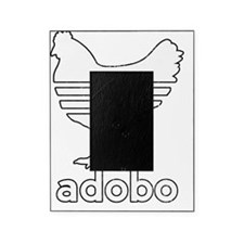 adobowhite-line-tex Picture Frame