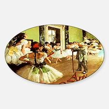 dance class calendar title Decal