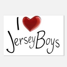 jersey-shore-02 Postcards (Package of 8)