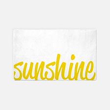 miss sunshine 3'x5' Area Rug