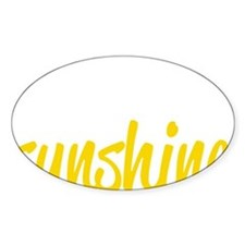 miss sunshine Decal