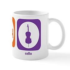 Eat Sleep Cello Mug