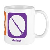 Clarinets Standard Mugs (11 Oz)